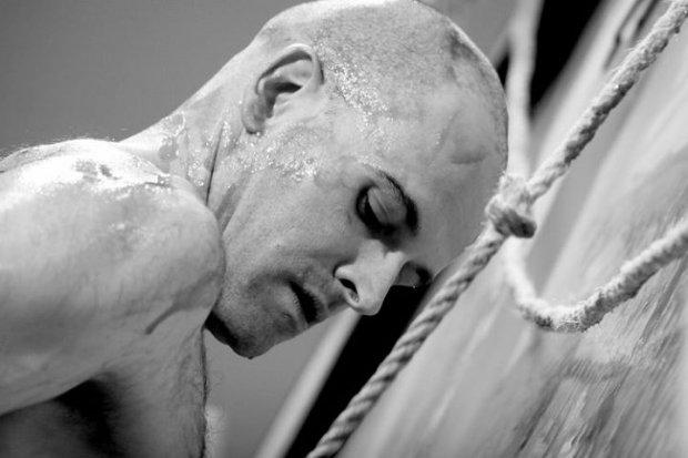 Frankenstein Rehearsal Images