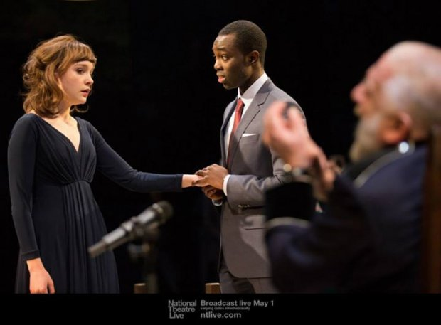 King Lear Production Images