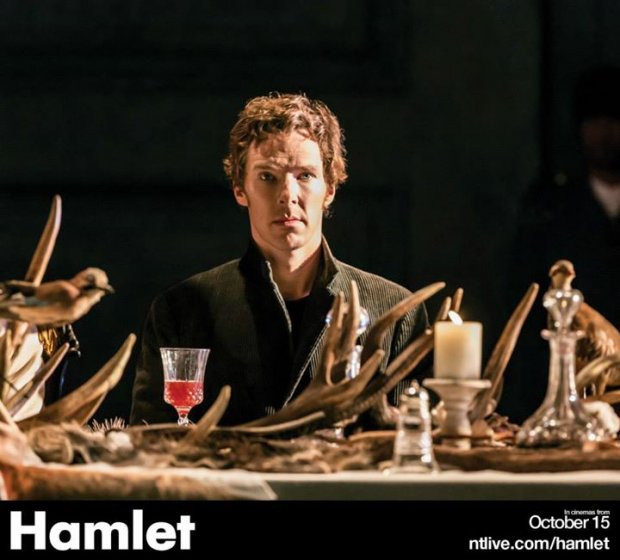 Hamlet (2015) production images