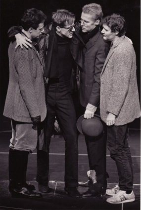 Hamlet at The National Theatre: 1987