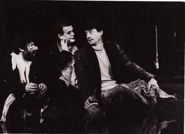 Hamlet at The National Theatre: 1990