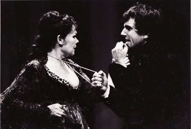 Hamlet at The National Theatre: 1989