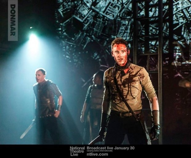 Coriolanus production images