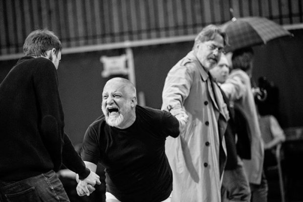 King Lear Rehearsal Images