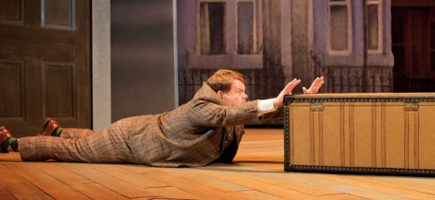 One Man, Two Guvnors Production Photos