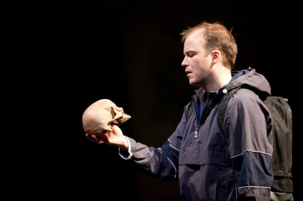 Hamlet production photos