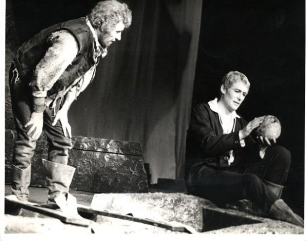 Hamlet at The National Theatre: 1963