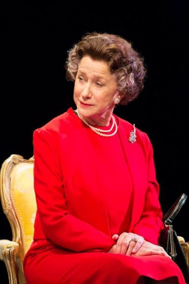 Helen Mirren as Queen Elizabeth II