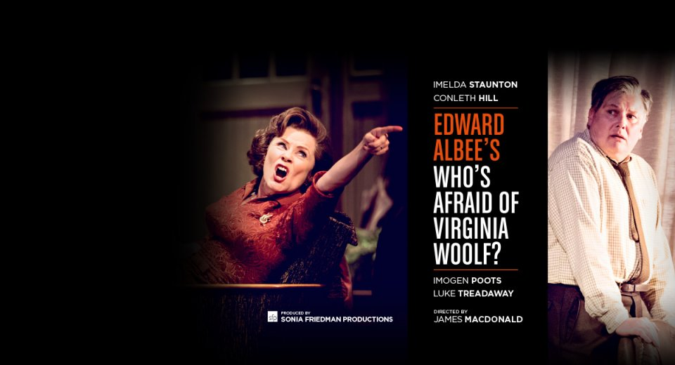 Edward Albee's Who's Afraid of Virginia Woolf?